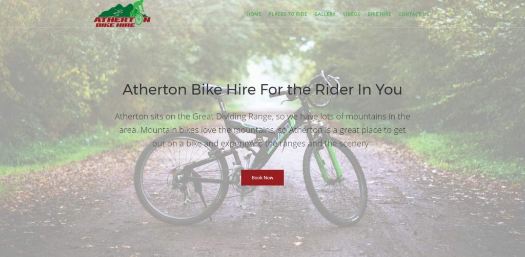 Atherton Bike Hire
