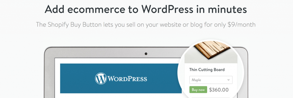 Connect Your Shopify Store to Your WordPress Website